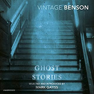 E.F. Benson's Ghost Stories cover art
