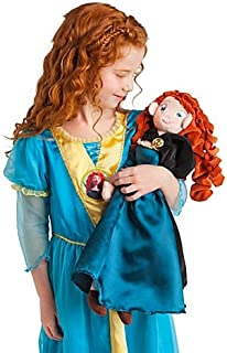 Pixar/Disney Store BRAVE Princess Merida Soft Plush Doll 20