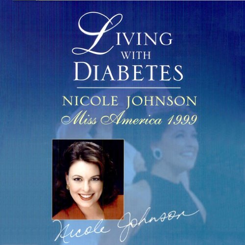 Living with Diabetes audiobook cover art