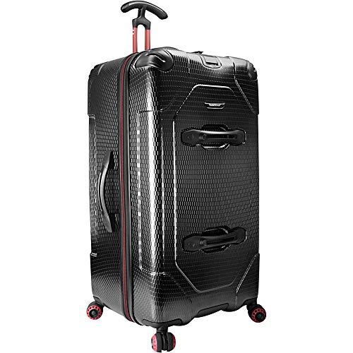 Traveler's Choice 30' Maxporter Spinner Trunk Luggage, Black