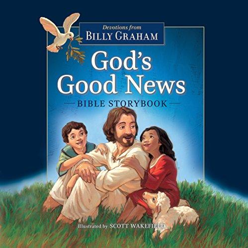 God's Good News Bible Storybook audiobook cover art