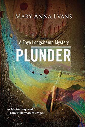 Image of Plunder: A Faye Longchamp Mystery.