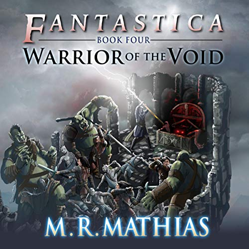 Warrior of the Void audiobook cover art