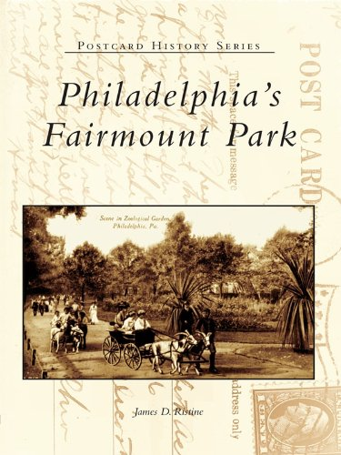 Philadelphia's Fairmount Park (Postcard History Series)