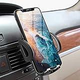 Avolare Handyhalterung Auto Handyhalter fürs Auto Lüftung Handy KFZ Halterungen Universal Kompatibel für iPhone 11 Pro,Xs Max, XR, X, 8, 7, 6, Samsung S10 S9 S8, Huawei Xiaomi (Grau)