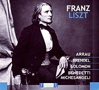 Frantz Liszt/ Arrau,Brendel,Solomon