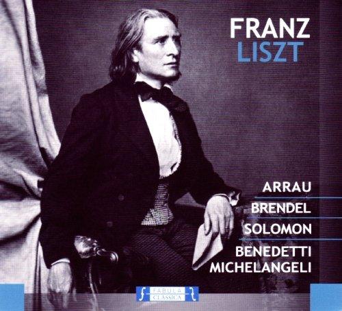 Franz Liszt: Klavier mit Orchester