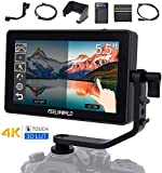 Best 3d Cameras - FEELWORLD F6 Plus 5.5 Inch Touch Screen DSLR Review