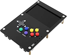 Kit D'accessoires GamePi pour Raspberry Pi 4B +/2B/3B/3B +/4B, Console de Jeu Portable 4.3 Pouces IPS écran 60fps avec Cir...