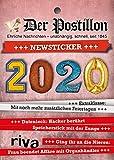 Der Postillon +++ Newsticker +++ 2020: Tagesabreißkalender - Stefan Sichermann