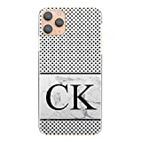 Personalised Initials Hard Phone Case For HTC One X10