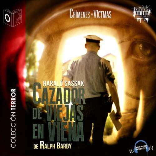 Cazador de viejas en Viena [Old Hunter in Vienna] audiobook cover art