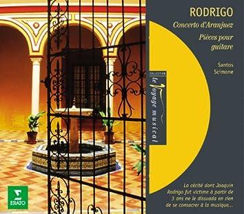 Rodrigo : Concierto de Aranjuez, Fantasia, Tonadilla, Zapateado & Fandango