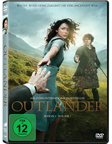 Outlander - Staffel 1, Vol. 1 (3 DVDs)