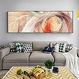 KWzEQ Leinwanddrucke Abstrakte Malerei Wandkunst Bild Wohnkultur für Wohnzimmer...