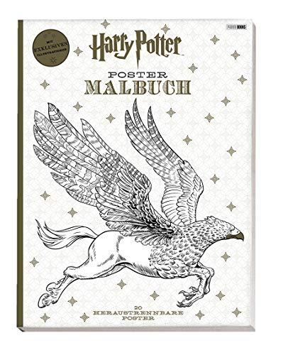 Harry Potter Postermalbuch