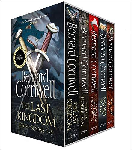 The Last Kingdom Series...