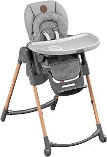 Maxi-Cosi Maxi-Cosi Minla Baby Highchair, Essential Grey, Piece of 1