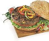 Dr Praegers 4.25 Ounce Black Bean Quinoa Veggie Burger, 10 Pound -- 1 each.