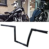 BBUT 12'' 14'' 16'' Rise 1 1/4'' APE Hanger Handlebar Handle Bar For 1996-2018...
