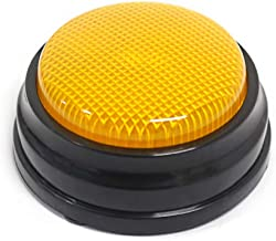 Sound Buzzers Button Recordable Talking Button with Led Function Learning Resources Answer Buzzers