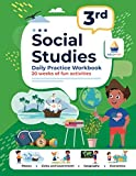 3rd Grade Social Studies: Daily Practice Workbook   20 Weeks of Fun Activities   History   Civic and Government   Geography   Economics   + Video ... Each Question (Social Studies by ArgoPrep)