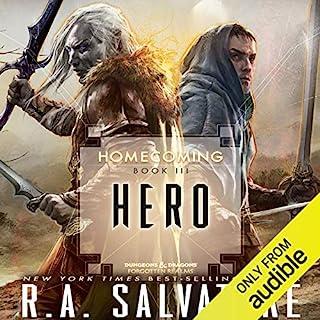 Page de couverture de Hero