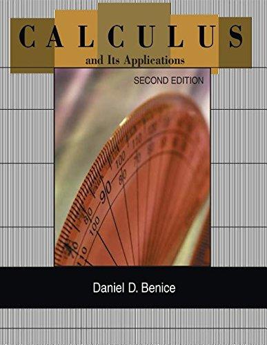 CALCULUS+ITS APPL.:CHP.1-10 >C