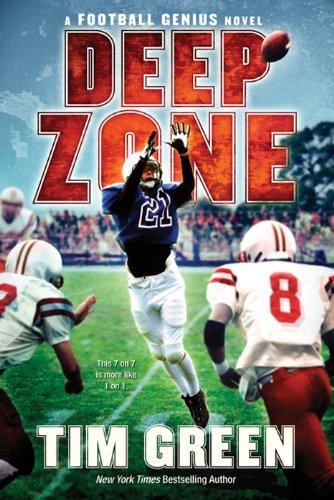 Deep Zone (Football Genius series Book 5)