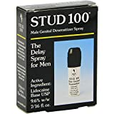 Best Male Desensitizers - Stud 100 Male Genital Desensitizer Spray 0.44 oz Review