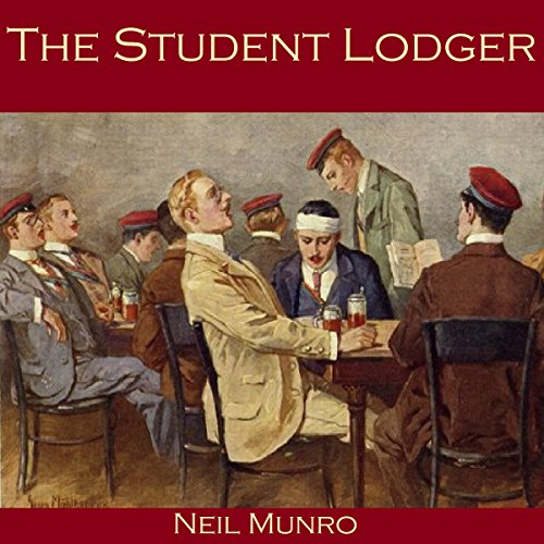 The Student Lodger audiobook cover art