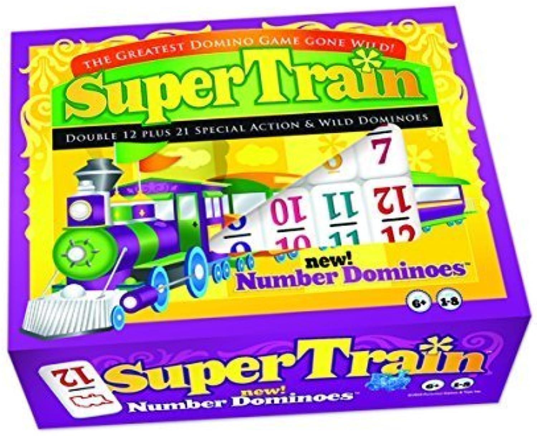 Puremco SuperTrain Domino Set by Puremco