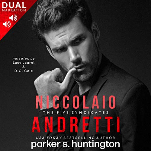 Niccolaio Andretti: A Mafia Romance Novel audiobook cover art