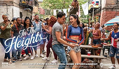 In the Heights (4K Ultra HD + Digital) [Blu-ray]