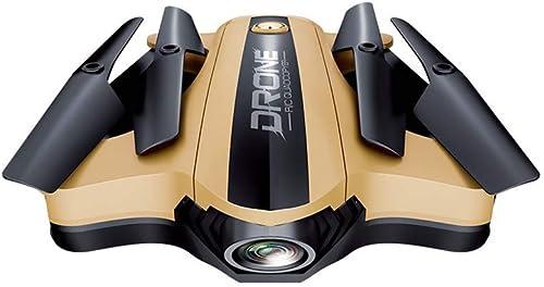 punto de venta Zumbido Drone, avión de de de Cuatro Ejes Plegable avión no tripulado WiFi Modo sin Cabeza Drone de Velocidad Variable de Tres velocidades  precios razonables