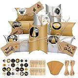 Sunwind Calendario Adviento Navidad, para llenar 24 Cajas Ca