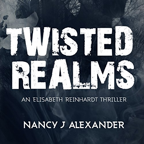 Twisted Realms audiobook cover art