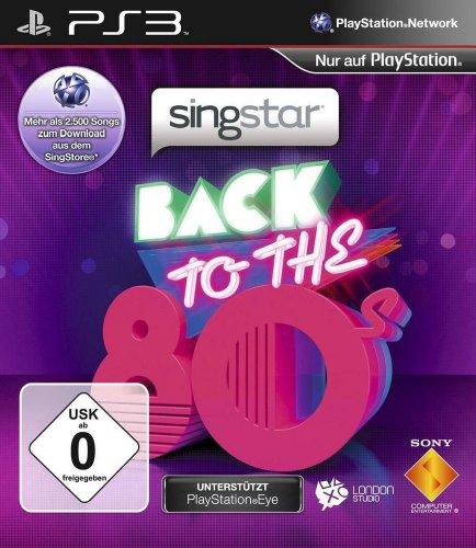 SingStar - Back to the 80's + 2 Mikrofone Wireless