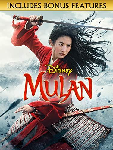 Mulan (With Bonus Content)