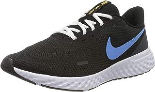 Nike Revolution 5, Chaussure de course Homme, White Wolf Grey Pure Platinum, 39 EU