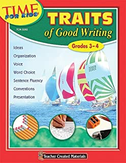 Traits of Good Writing (Grades 3-4)