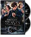 Fantastic Beasts and Where to Find Them (DVD, 2017, 2-Disc Set) Minor Dent!