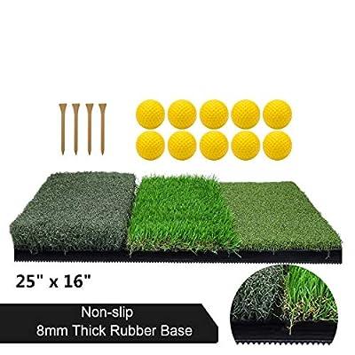 Tri-Turf Golf Hitting Mat