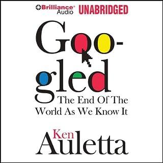 Googled audiobook cover art