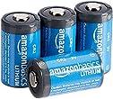 Amazon Basics Lithium CR2 3 Volt Batteries - Pack of 4