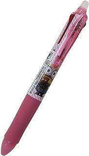 ミニオンズ[消せる黒赤青3色ボールペン]フリクションボール3/ピンク ユニバーサル映画