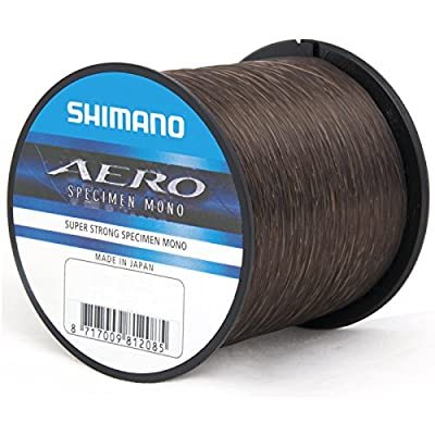 Shimano Aero Specimen QP Fishing Line 1250m 0.34mm 15LB from Shimano UK Ltd