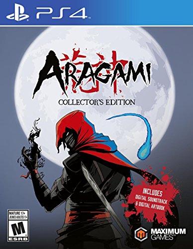 Aragami: Collector's Edition (輸入版:北米) - PS4