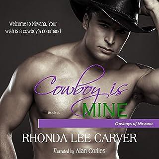 Cowboy Is Mine audiobook cover art