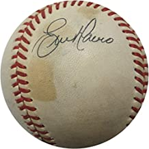 Darryl Strawberry Chris Brown Eric Davis Gerald Young Signed Game Used Baseball